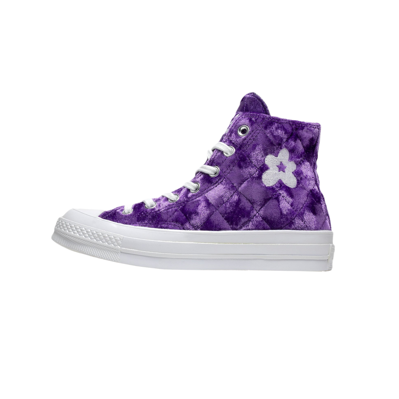 Converse x Golf le Fleur Chuck 70 in Tillandsia Purple  Style: 165600C