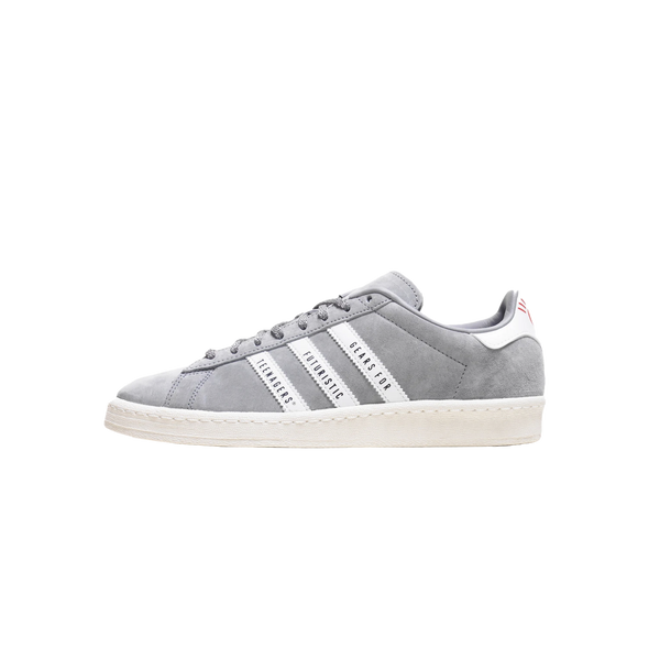 Adidas x Human Made Campus 'Grey' [FY0733]