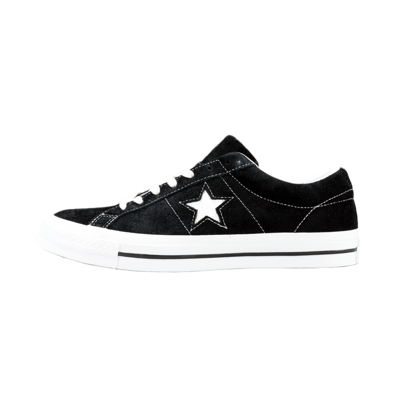 Converse One Star 'Black' [158369C]