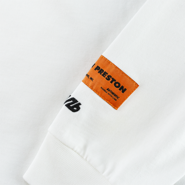 Heron Preston Herons L/S T-Shirt [White/Multi]