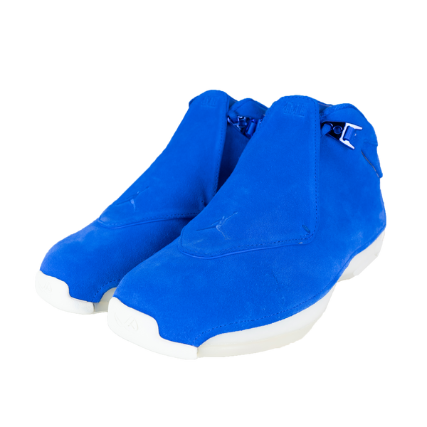 Air Jordan 18 Retro 'Racer Blue' [AA2494-401]