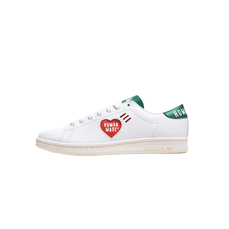 Adidas x Human Made Stan Smith 'White/Green' [FY0734]