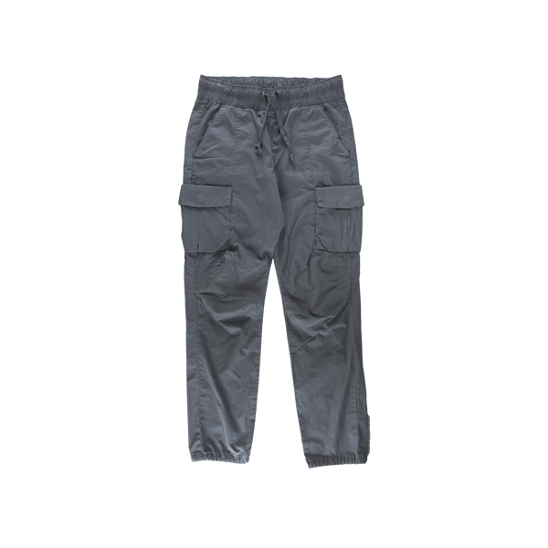 John Elliott Cargo Pants in Charcoal  Style: F033F2813A