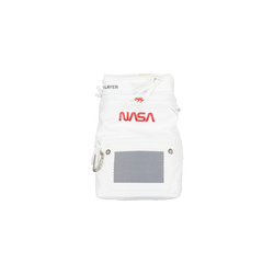 Heron Preston NASA Backpack/Fanny Pack [White]