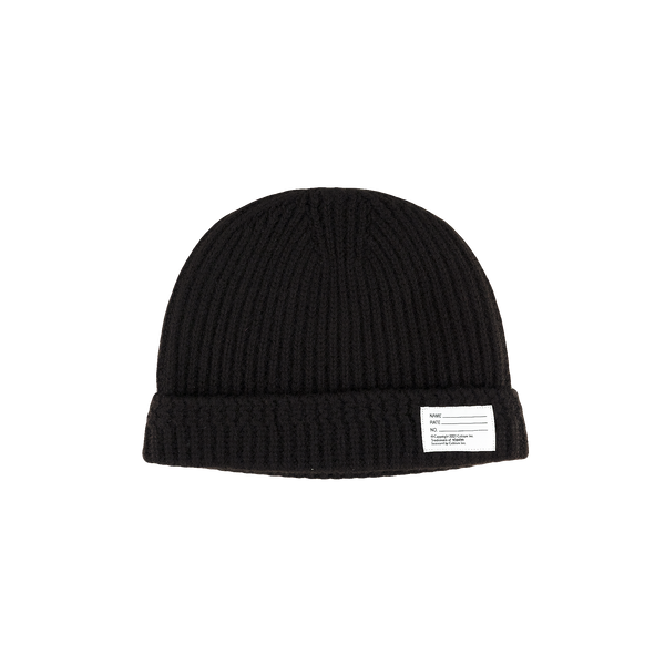 Visvim Knit Beanie [Dark Brown]