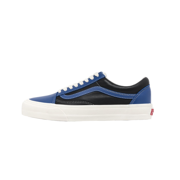 Vans Vault Old Skool Lx 'True Blue/Black' [VN0A4BVFXG2]