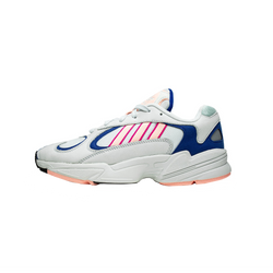 Adidas Yung-1 in Blue/Pink  Style: BD7654