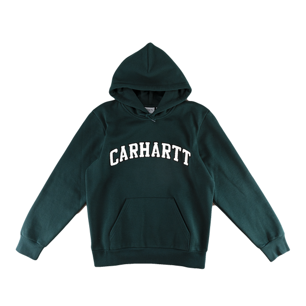 Carhartt WIP Hooded Princeton Sweatshirt [Dark Fir]