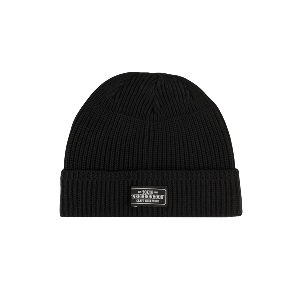 Neighborhood Jeep Beanie [Black]