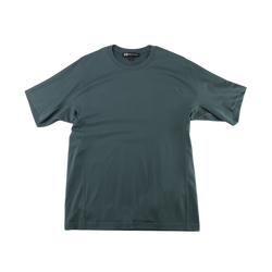 Y-3 New Classic S/S T-Shirt in Petrol Green  Style: DY7184