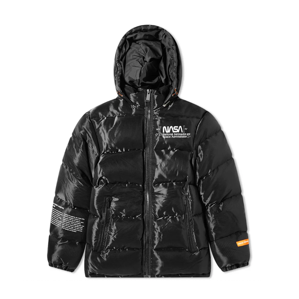 Heron Preston NASA Space Jacket [Black]