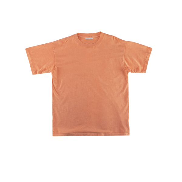 John Elliott S/S University T-Shirt in Orange  Style: A193M14278A