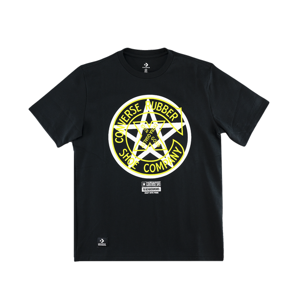 Converse x Neighborhood Tee [Black]