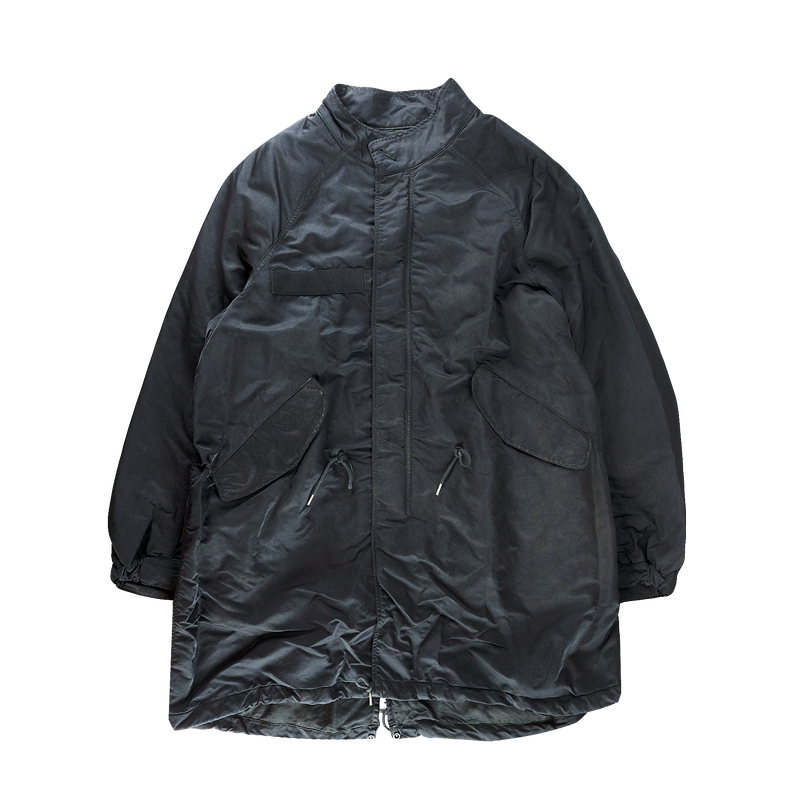Visvim Six Five Fishtail Parka [Black]