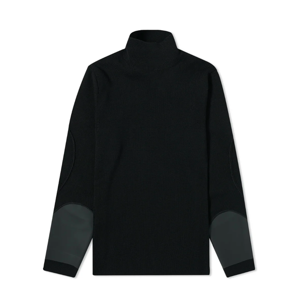 1017 ALYX 9SM Outside Seam Turtleneck [Black]