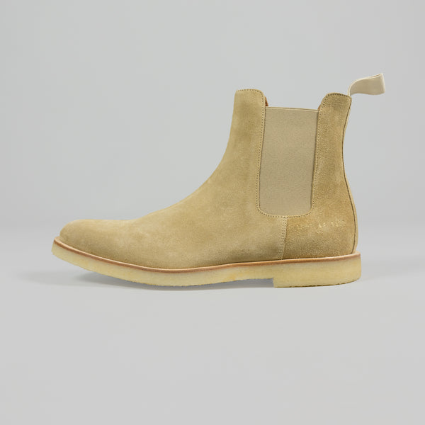 Common Projects Chelsea Boot in Tan