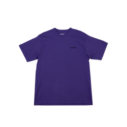 Carhartt WIP S/S Script Embroidery T-Shirt [Frosted Viola]