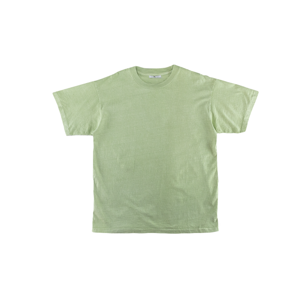 John Elliott S/S University T-Shirt in Mint Green  Style: A193M14277A