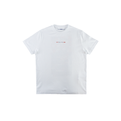 1017 ALYX 9SM Collage S/S T-Shirt [White]