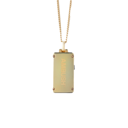 AMBUSH USB Necklace [Gold]
