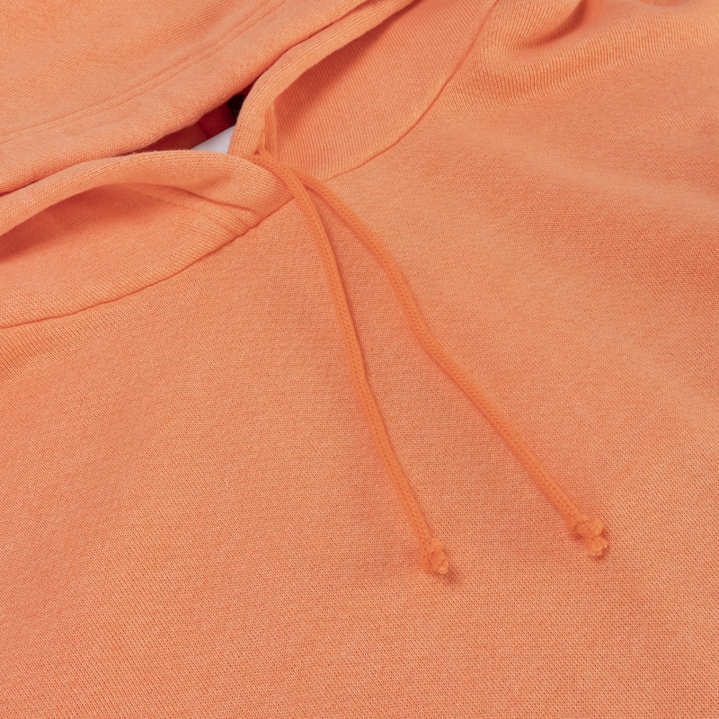 John Elliott Vintage Fleece Hoodie [Orange]