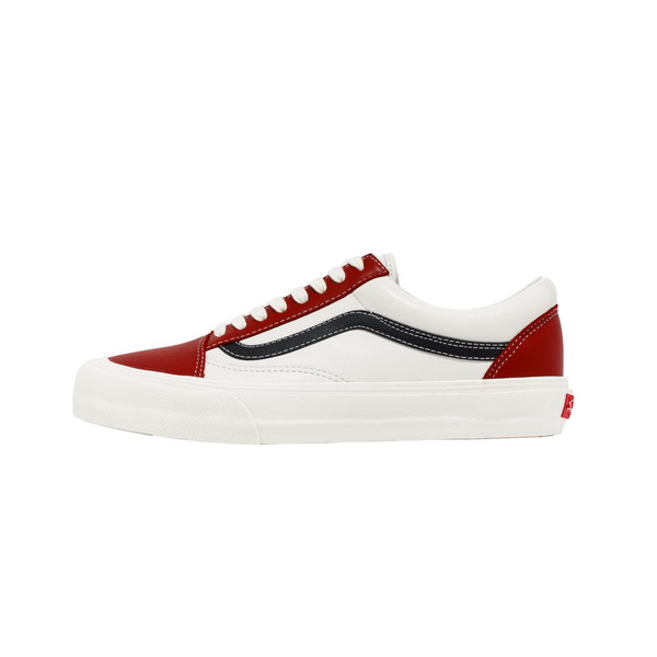 Vans Vault Old Skool Lx 'Chili Pepper/Black' [VN0A4BVFXG1]