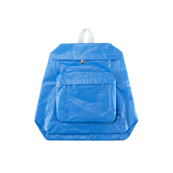 COMME des GARÇONS SHIRT Small Backpack in Blue  Style: S27611