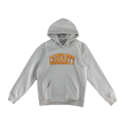 Carhartt WIP Hooded Theory Sweatshirt [Cinder]