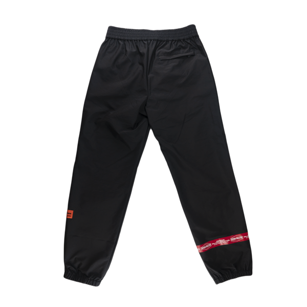 Heron Preston Elastic Nylon Pants in Black  Style: HMCA014S19745021
