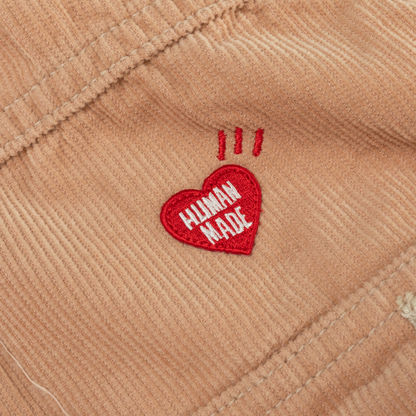 Human Made Corduroy Work Jacket [Pink]
