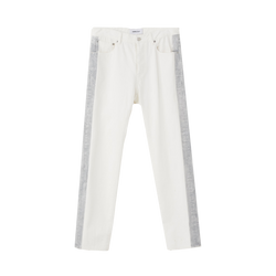 AMBUSH Reflective Paint Denim [White]