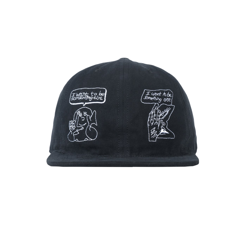 Brain Dead Leon Sadler Hat [Black]