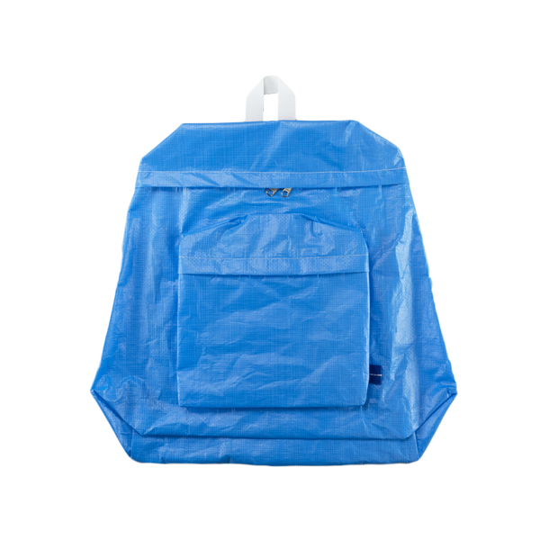 COMME des GARÇONS SHIRT Large Backpack in Blue  Style: S27610