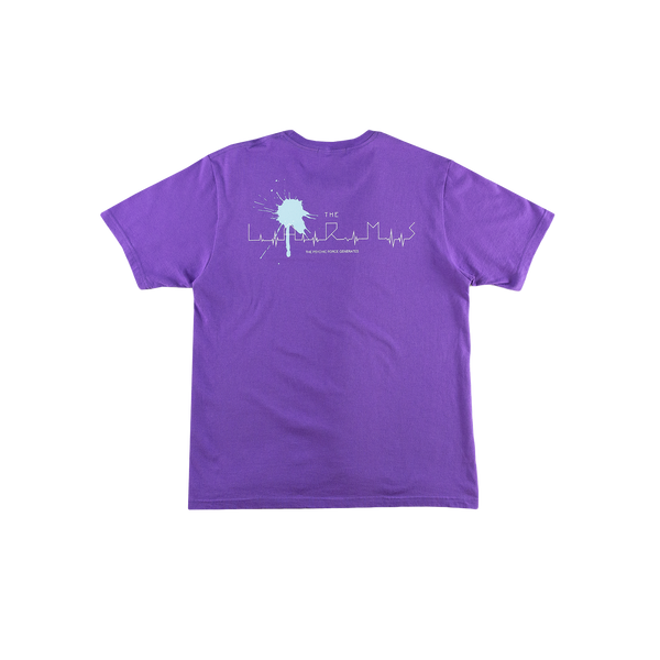 Undercover Larms T-Shirt [Purple]
