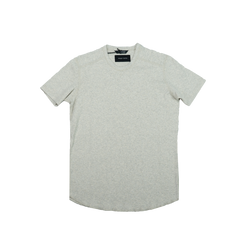 Wings + Horns Knit 1x1 Slub Knit S/S T-Shirt [Stone]