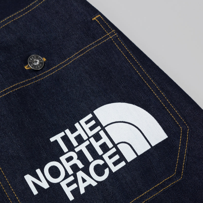 Junya Watanabe MAN x The North Face Cotton Nylon Denim [Indigo]