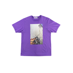 Undercover Larms T-Shirt in Purple  Style: UCW3808
