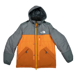 Junya Watanabe MAN x The North Face Sleeping Bag Jacket [Grey/Orange]