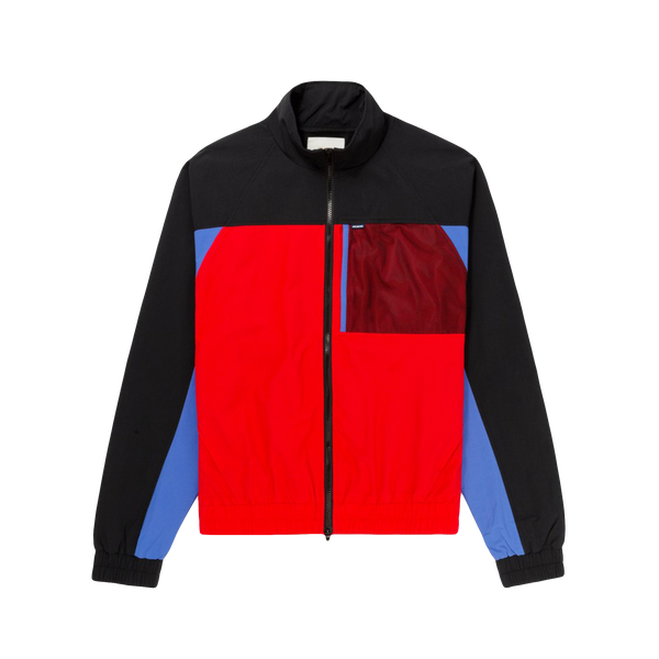 Aime Leon Dore Mixed Media Jacket [High Risk Red]