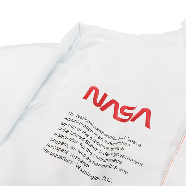 Heron Preston NASA High Tech Parka [White]