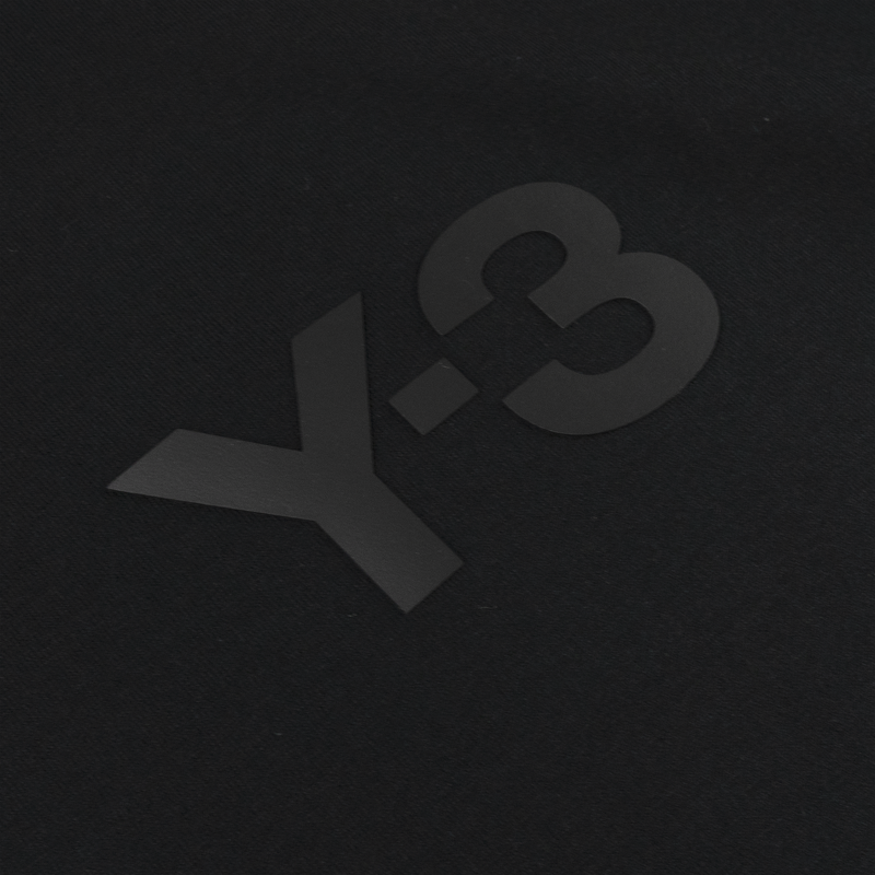 Y-3 Logo S/S T-Shirt [Black]