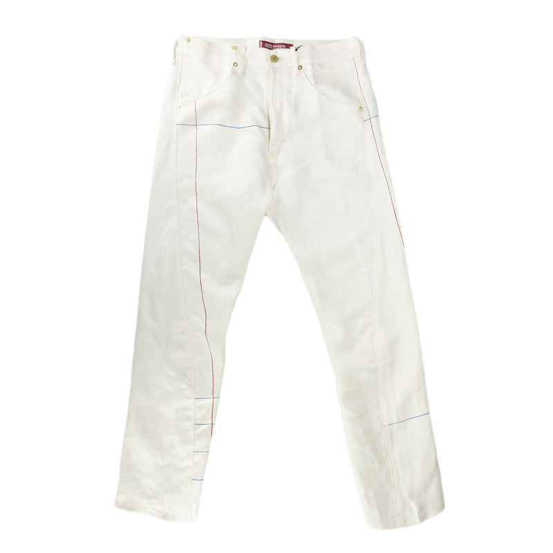 Junya Watanabe MAN Levi's Line Denim in Natural  Style: WC-P925-100