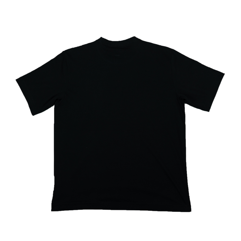 Y-3 Stacked Logo T-Shirt [Black]