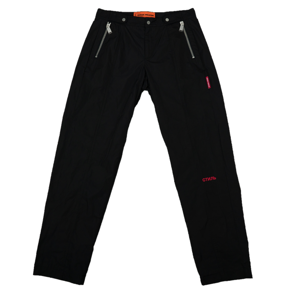 Heron Preston CTNMB High Tech Pants [Black]