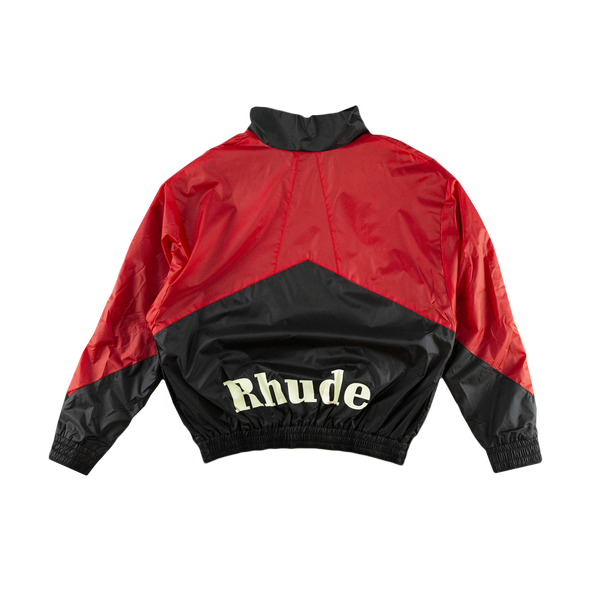 Rhude Flight Jacket [Black/Red]