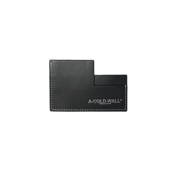 A-COLD-WALL* Right Angle Card Holder [Black]