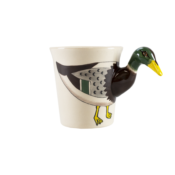 Human Made Duck Mug in White  Style: HM17GD013