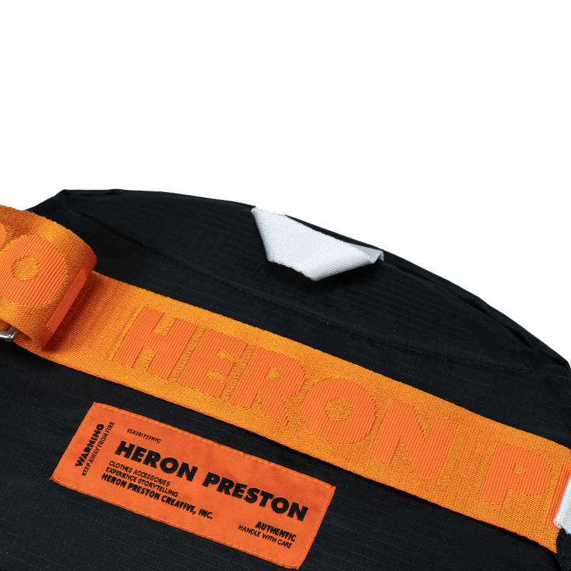Heron Preston Padded Fanny Pack [Orange]