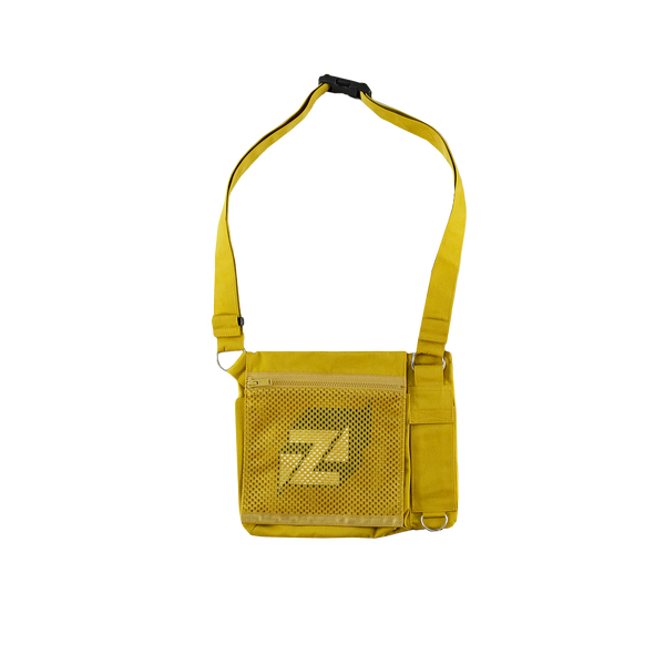 Undercover Zenmondoo Side Bag in Yellow  Style: UCW4B02
