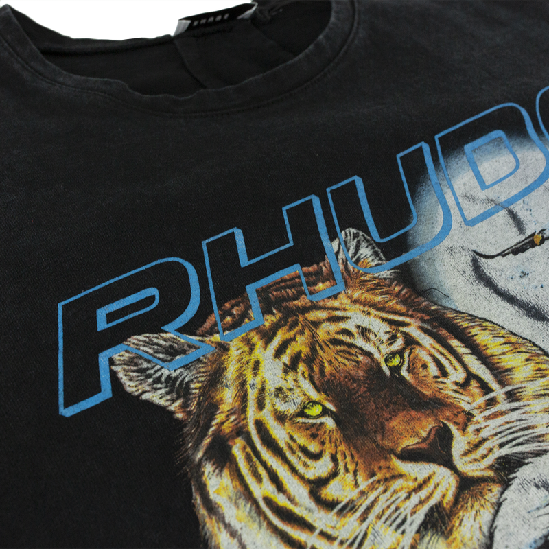 Rhude Animal T-Shirt [Black]